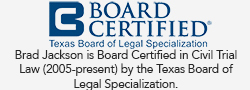 Texas Board Certified Specialist