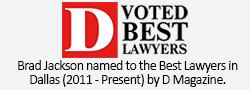 Voted Best, Dallas Magazine